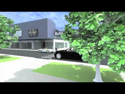 Robina forum shopping centre