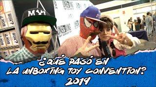 ¿Qué pasó en la Unboxing Toy Convention 2019?- La Liga de los Súper Cuates