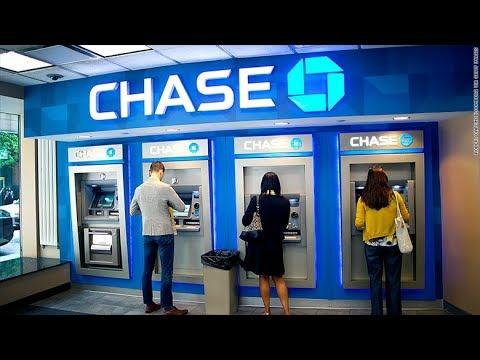 Chase Bank Bulk Buys Bitcoin!