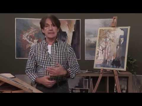 Artists Network Interviews   The Story of an Artist: Thomas W. Schaller