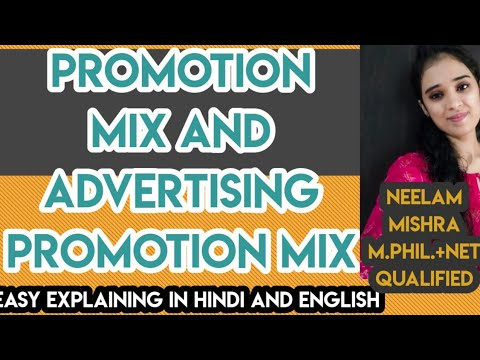 Promotion Mix And Advertising (promotion Mix Part1)