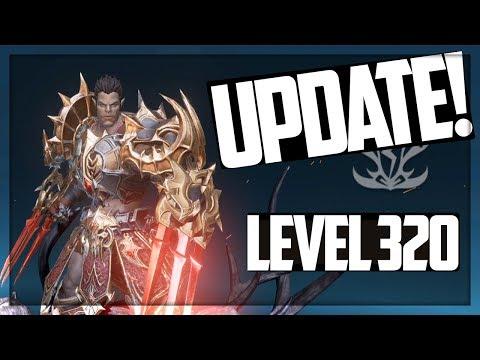 BIGGEST Update Yet! ORCS! Lineage 2: Revolution level 320 update!