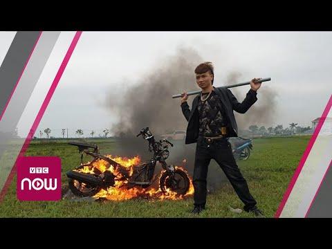 Vụ Khá Bảnh đốt Xe Máy: Công An Vào Cuộc Xác Minh