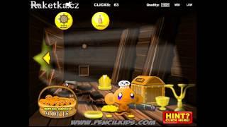 Monkey Go Happy: Mini Monkeys 3 - Návod - Walkthrough
