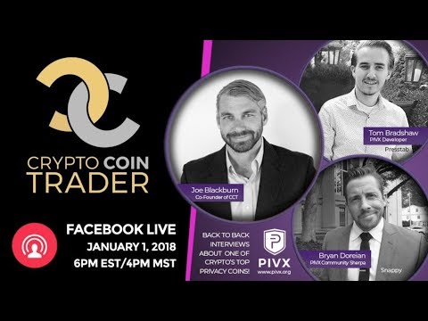 Crypto Coin Trader Interview with PIVX Community Sherpa SnappySnap and Core Developer Presstab