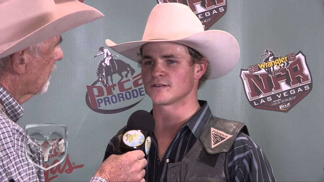 Ty Wallace is a Cowboy - NFR 2015 - YouTube b3f7387906b9