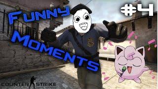 CSGO Funny Moments| Karaoke Time