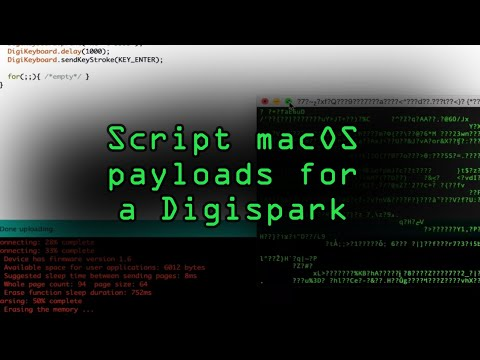 Script Your Own MacOS Ducky Script Payloads for a Digispark Board [Tutorial] thumbnail