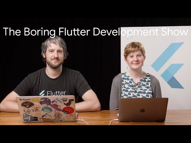 Intro to Episode 8! (The Boring Flutter Dev Show, Ep. 8.1)
