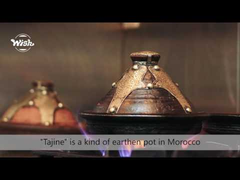 Moroccan Food In Shanghai