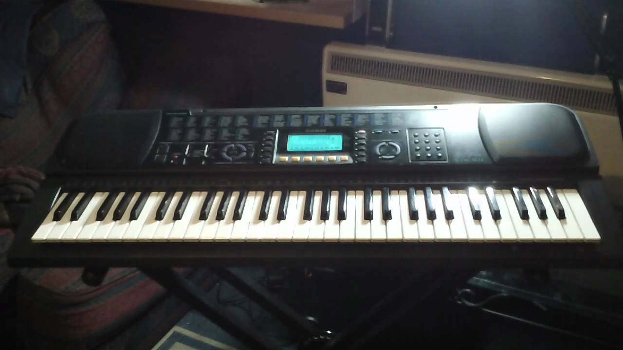 casio ctk 611 keyboard 2 demonstration songs youtube rh youtube com casio ctk-601 instruction manual casio ctk-601 instruction manual