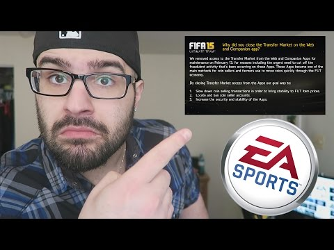 EA REPLY TO FIFA 15 COMMUNITY - FIFA 15 Ultimate Team