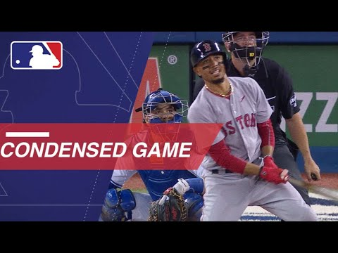 Condensed Game: BOS@TOR - 4/25/18