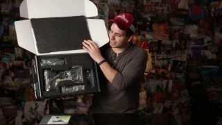 Lowel GL-1 Unboxing - Light Gun for Portrait & Wedding Photographers