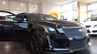 2017 Cadillac CTS-V Sedan Los Angeles, Woodland, Beverly Hills, Thousand Oaks, Van Nuys, CA 870130