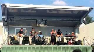 Thirsty Boots Band covering Pontoon by Little Big Town at Naperville Last Fling on 9/6/15