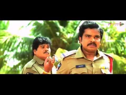 Sampoornesh Vs Jr Lingam in Singham123 movie - Singham123 Comedy Scene