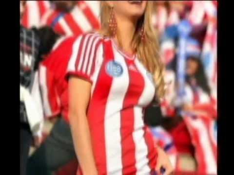 Egni Ecker, Musa de La Copa América, Argentina 2011. Fredy Vera y Ermes Medina para El Conejo. thumbnail