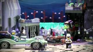 LEGO® Monster Fighters - Quest for the Moonstones Part 2