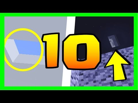 LE SAVIEZ VOUS ? 10 SECRETS SUR LES NUAGES MINECRAFT !