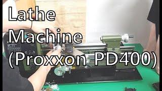 디지털대장간 선반밀링 교육 및 실습(Proxxon PD…