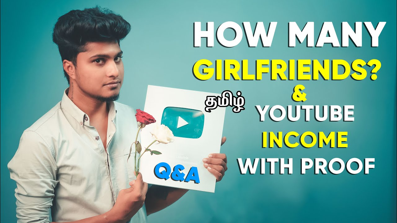 MY YOUTUBE INCOME | Q & A WITH ME |SARAN LIFESTYLE