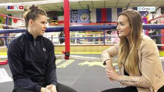 SAVANNAH MARSHALL ANNOUNCES RETURN TO NEWCASTLE AND EYES WORLD TITLE SHOT IN 2020 - WITH ALI DREW