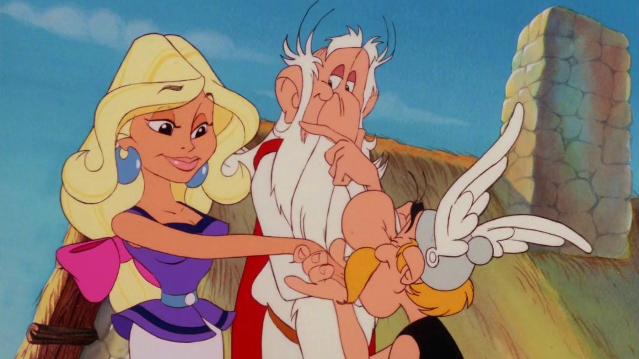 Asterix Film 4 Asterix Et La Surprise De Cesar Youtube