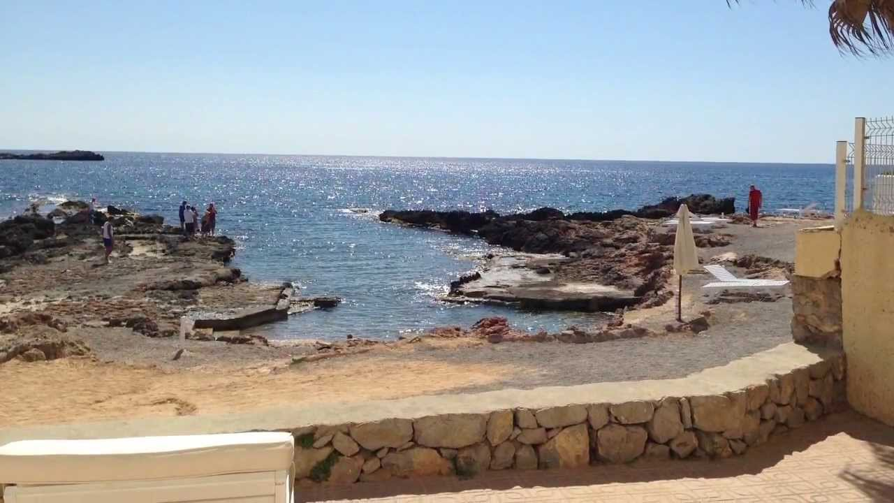 Zodiac apartments Es Cana Ibiza - YouTube