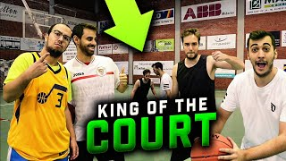 1v1 KING OF THE COURT ÉPICO con CASTIGO!!