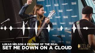 Lukas Nelson & Promise Of The Real live performance of Set Me Down On a Cloud