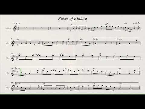 Rakes of Kildare