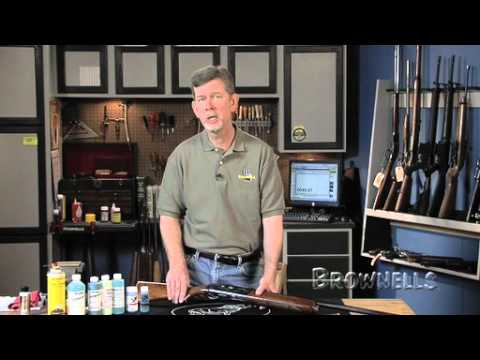 Brownells - Introduction To Cold Blue Finishes