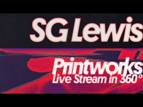 SG Lewis - Live at Printworks in 360°