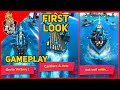 Sea Game - Mega Carrier | First Look