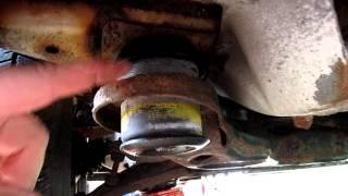 Buick Lesabre Subframe Bushing repair