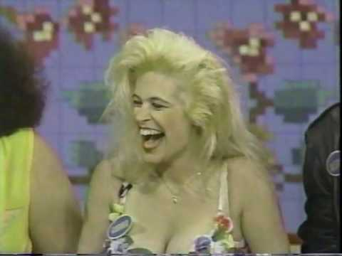 GLOW Gorgeous Ladies of Wrestling on Family Feud