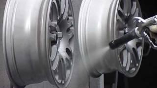 Новые цвета кованых колёс ВСМПО
