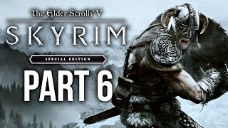 SKYRIM SPECIAL EDITION Gameplay Walkthrough Part 6 - GREYBEARDS (SKYRIM Remastered) #mods