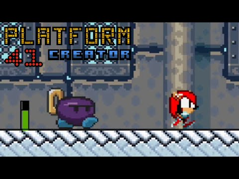 Boss Fight mit Mighty in Platform Creator! - Platform Creator 41 | Fan Game Let's Play Deutsch |