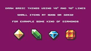 Pixel Art Tutorial - How to start in PixelArt