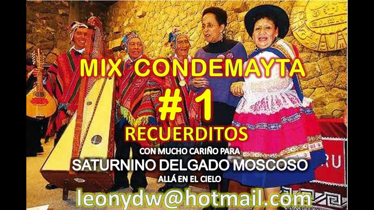 Descargar Canciones De Condemayta De Acomayo Download