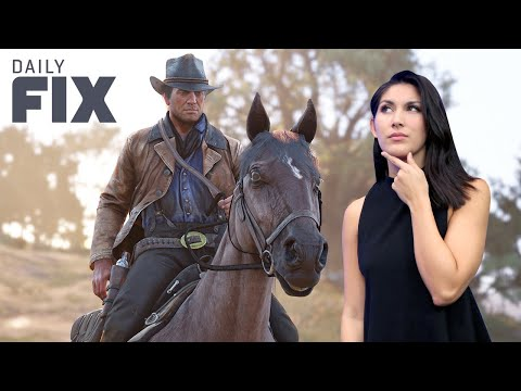 Red Dead 2's Campaign Takes HOW Long To Beat?! - IGN Daily Fix