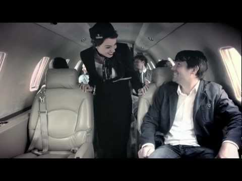 Fly Guinness Class to Dublin - Guinness Ad