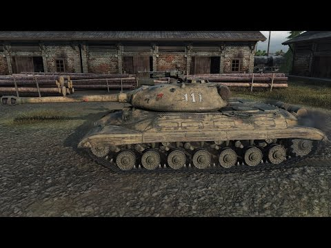 WoT IS-5 (Object 730) | 7.700+ DMG | 131.000+ Credits - Ensk