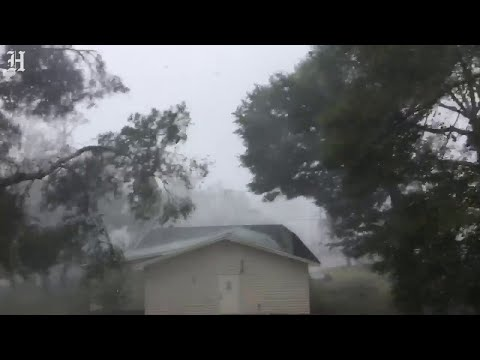Conditions quickly deteriorating as Hurricane Michael nears shore in Panama City Beach