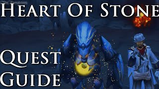 RSQuest: Heart Of Stone Quest Guide [Runescape RS3]
