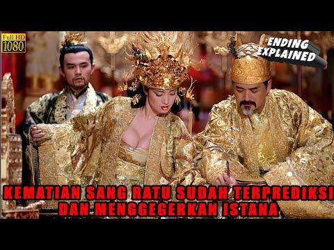 PERSELINGKUHAN DENGAN ANAK TIRI DAN KUDETA KAISAR  ALUR CERITA FILM CURSE OF THE GOLDEN FLOWER