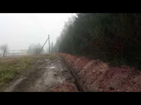 Как быстро может копать мини экскаватор. Аренда мини экскаватора в Минске