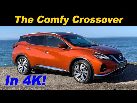 2019 Nissan Murano - The Softer Side Of Things
